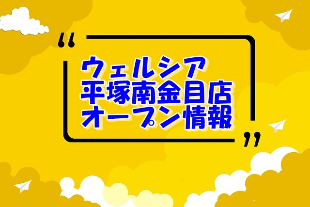 ウェルシア平塚南金目店